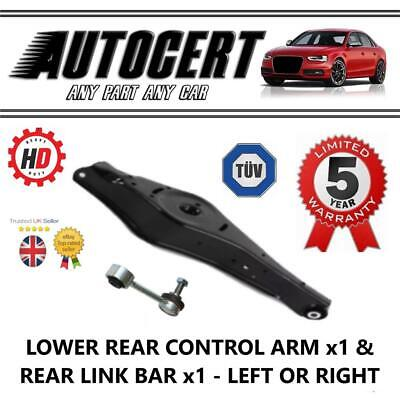 SEAT LEON 05-13 REAR LOWER SUSPENSION CONTROL ARM / WISHBONE & LINK - LH OR RH