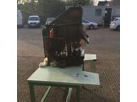 P.J HARE Ltd 5BS Bench Mounted Press