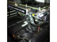 EVGA GTX 1080 SC - 8GB