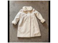 Girls 3-4 years coat John Lewis