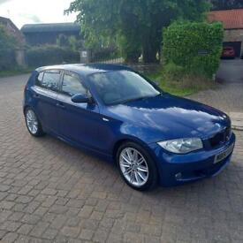 image for BMW 1 series Msport