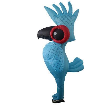 Erwachsenes Papageien-Kostüm-aufblasbarer - Aufblasbarer Körper Kostüme