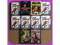 Bear Grylls DVDs / Boxsets