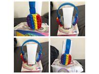 Popper bubble headphones for Autism & Sensory Processing Disorder