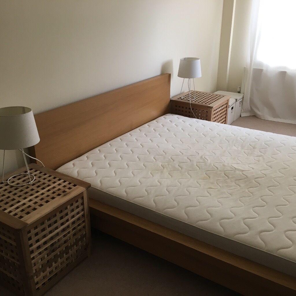 Ikea Malm Bed Mattress Height