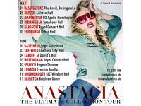 Anastacia - The ultimate collection tour