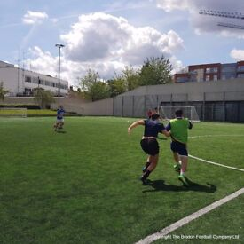 Team Space Now: New Hoxton Sunday 7 a-side league. 3G Pitch, FA refs, Online stats/tables/fixtures