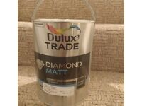Dulux Trade Diamond Matt 5l Custom Teal 78GG21381
