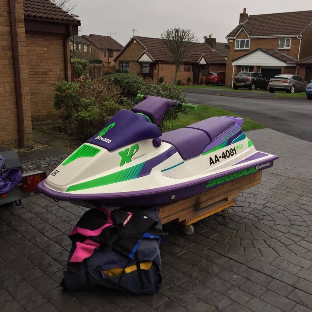 seadoo xp bombardier twin carb 2 seater jetski mint condition in lowton cheshire gumtree. Black Bedroom Furniture Sets. Home Design Ideas
