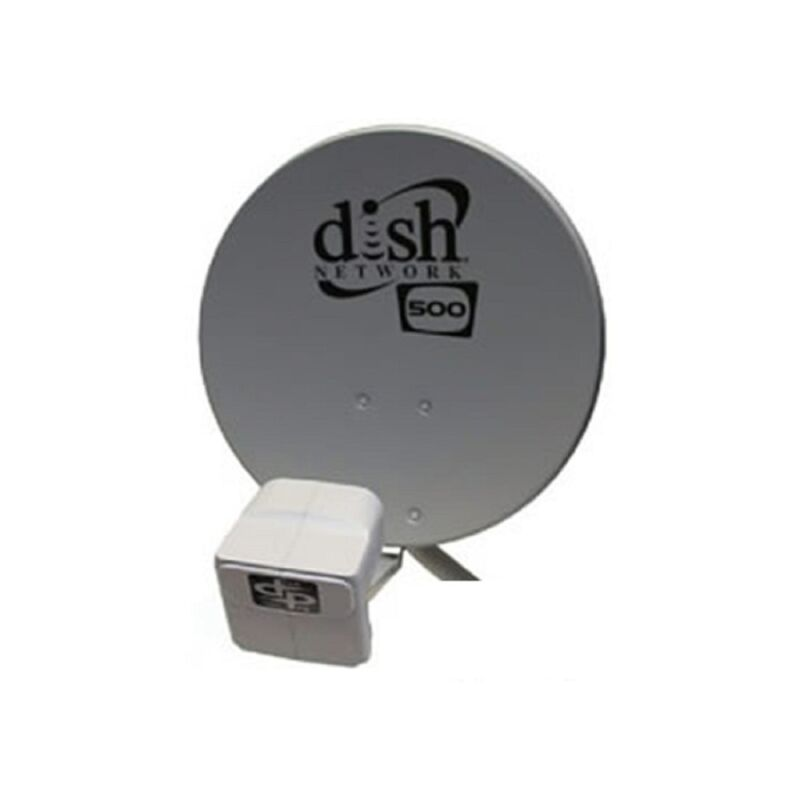 Dish Network DP DUAL Single LNB Satellite Pro lnbf 129 61.5 119 110 FTA Bell HD