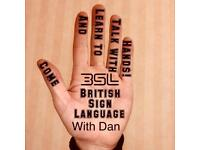 Learn BSL (British Sign Language) Level One
