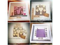 Heavenly Handmade Frames