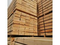 Oak Sleepers and Planks from £17 ea.