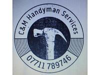 Handyman services/ painter/ removals/ flatpack