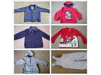 Real bargain! Bundle of quality clothes for BOY 2y