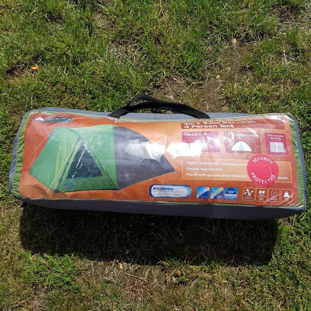 Ozark trail 4 man dome tent | in Lincoln, Lincolnshire | Gumtree