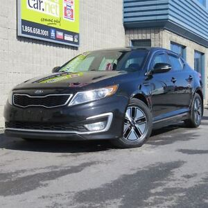 2011 Kia Optima Hybrid JAMAIS ACCIDENTÉ* CAMERA DE RECUL, MAGS.S