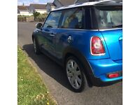 Mini Cooper s £4000 low miles full service history for sale