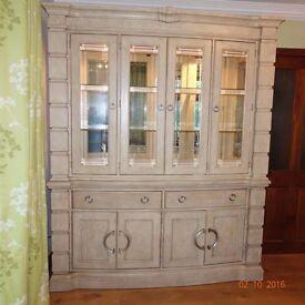 Brunswick furniture village display unit - £420