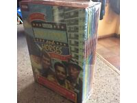 The complete BBC Only Fools and Horses Box Set 1-7 sealed collectors edition