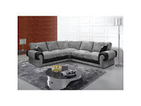 Tango sofa's***Large, cord fabric sofas**universal corners, left and right hand corners & 3+2 sets