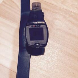 Polar FTP1 Watch with heart rate strap