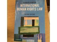 Textbook Law - International Human Rights - de Schutter 2nd edn