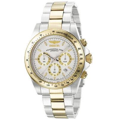 Invicta  Speedway 9212  Stainless Steel Chronograph  Watch