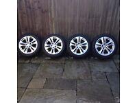 Mercedes E class alloy wheels for sale