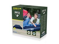 Pavillo Inflatable Camping Double Bed with Electric Pump