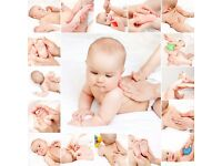 ONE 2 ONE BABY MASSAGE SESSIONS - LEYTON