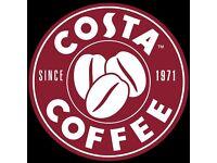 Costa Coffee Barista Vacancies: New Drive Thru Store Opening in York!
