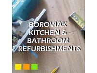 Professional Bathroom & Kitchen fitting , Tiling, Plumbing in Gillingham, Chatham, Rainham , Medway