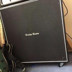 HARLEY BENTON 4X12 GUITAR CABINET [Brand New]