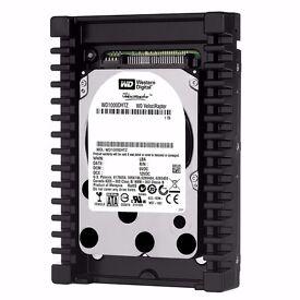 """Used Western Digital WD1000CHTZ 1TB 3.5"""" SATA 10k RPM Hard Disk Drive"""
