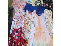 Girls clothes bundle Age 7-8 Excellent Condition Eccles