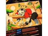 Need an Artist?!!....