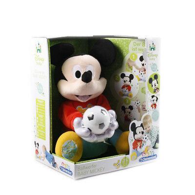 Clementoni 69961 - Disney Mickey Maus - Baby Mickey - Ballwerfer.