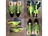 Football boots Adidas size 6