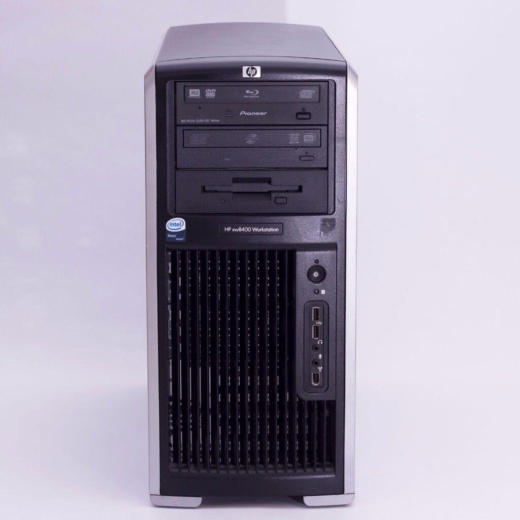 Hp xw8400 slot configuration