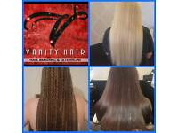 Hair Extensions and Braiding specialist