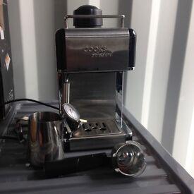 Cooks Professional Espresso Machine