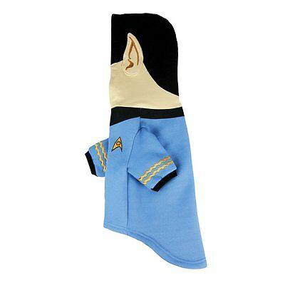 Star Trek Spock Costume Dog Hoodie - Star Trek Spock Kostüm Hund