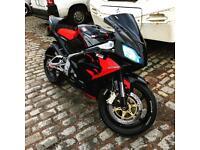 Aprilia Rs125 140cc full power