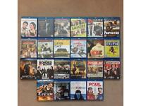 Blu Ray Bundle 22 Top titles all in excellent condition