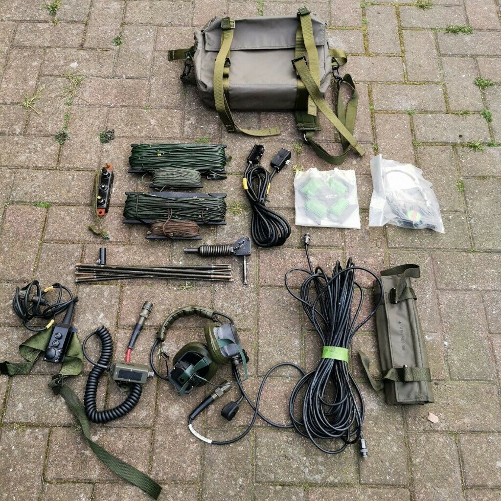Clansman PRC 320 with loads of accessories | in Darlington, County Durham |  Gumtree