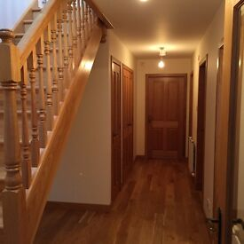 3 Bedroom house for rent, newly renovated Hilton of Cadboll, Tain.