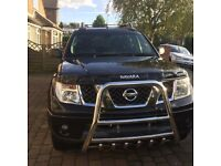 NISSAN NAVARA ! TOP SPEC ! NO VAT