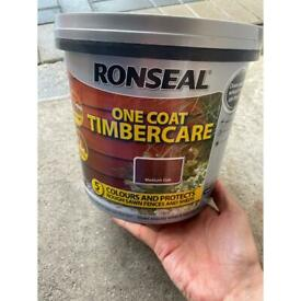 Ronseal timbercare