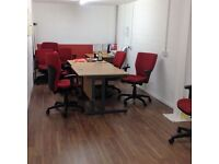 Office Space Offered Great East London Location, Cheap and ALL inclusive